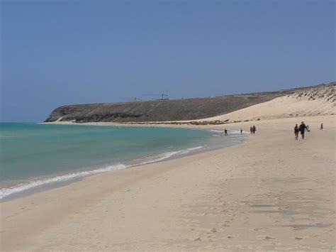 costa calma the sand paradise of fuerteventura
