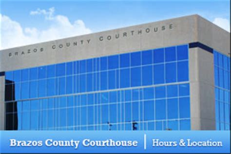 Brazos County Court Records Brazos County Tx Official Website
