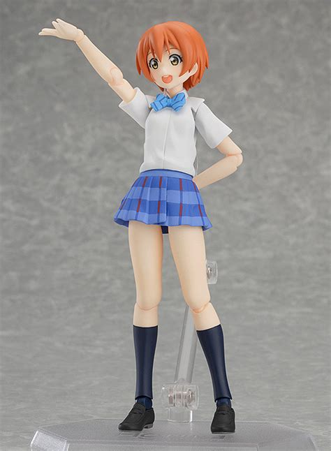 Nendoroid Hoshizora Rin Ver With Bonus crunchyroll rin hoshizora from quot live quot featured in