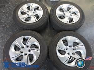 Honda Civic 08 Rims 08 13 Honda Civic Factory 15 Quot Steel Wheels Tires Oem Rims