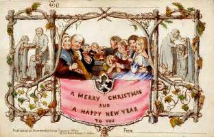 the history of christmas cards christmas customs and traditions whychristmas com