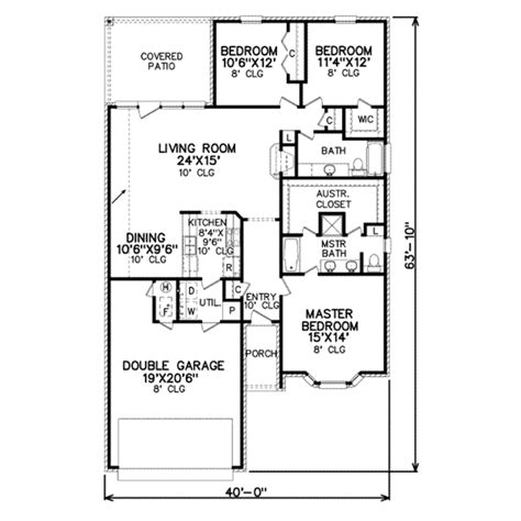 traditional style house plan 2 beds 1 baths 900 sq ft traditional style house plan 3 beds 2 baths 1611 sq ft