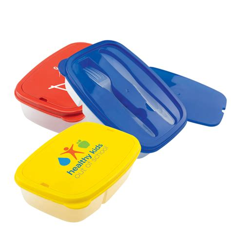 Box Catering Plastik promo catering plastic lunch box with cutlery