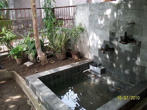 desain kolam ikan depan rumah minimalis rumah minimalis desain kolam ikan minimalis