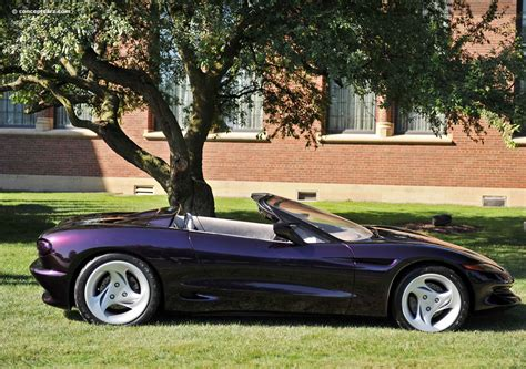 chevrolet corvette sting ray iii concept stingray