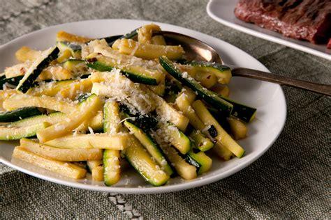 saut 233 ed zucchini chowhound - Zucchini Dish Recipes