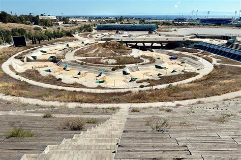 olympic venues abandoned olympic venues show how much money is wasted on the