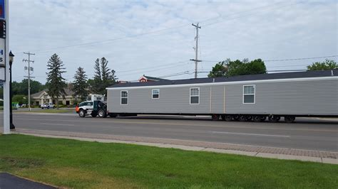 hit the road the ins and outs of manufactured home transport