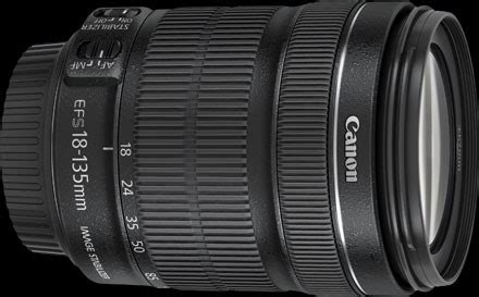 canon ef s 18 135mm f3.5 5.6 is stm: digital photography
