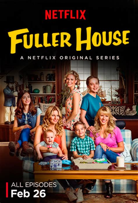 full house poster the herald on the hill fuller house review