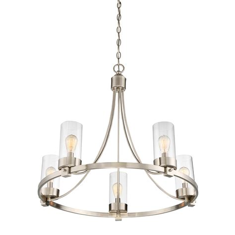 Foundry Lighting by Laurel Foundry Modern Farmhouse Agave 5 Light Candle