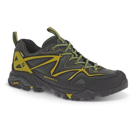 sport hiking shoes merrell s capra sport tex hiking shoes