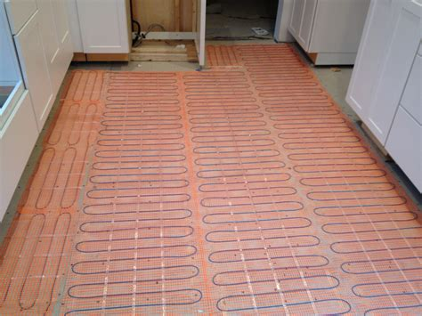 Radient Floor Heating by Radiant Floor Heating
