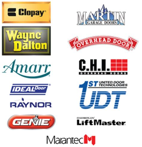 Garage Door Repair Derby Ct Pro Service Brands Of Garage Doors