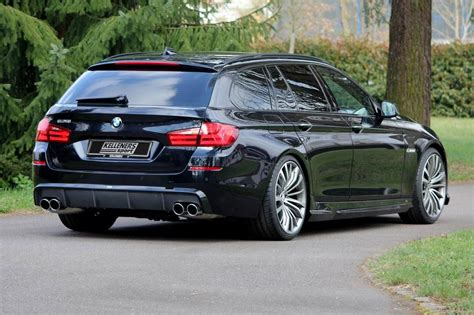 Contrast Upholstery Classic Cars Tuning The Bmw 5 Series Touring F11 From