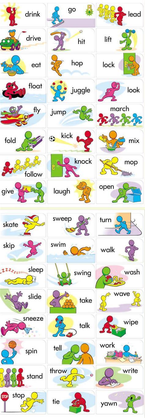 imagenes en ingles vervos idioma fotos and fotos on pinterest