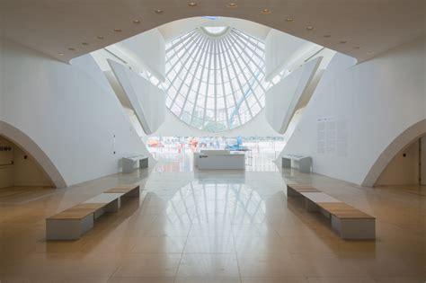 designboom museum museum of tomorrow in rio de janeiro by santiago calatrava