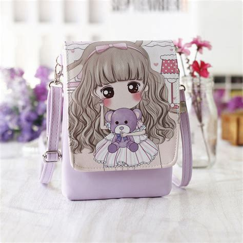 Tas Cewe Sling Bag Imut tas selempang mini bag purple jakartanotebook