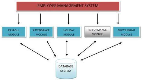 Design Employee Management System | integrating different human resource processes in a retail