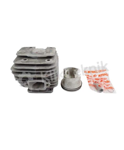 Piston Mesin Potong Rumput jual stihl ms381 blok piston 52mm part no 1 cylinder