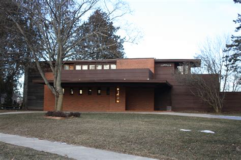 Frank Lloyd Wright House Plans by Bernard Schwartz House Wikiwand