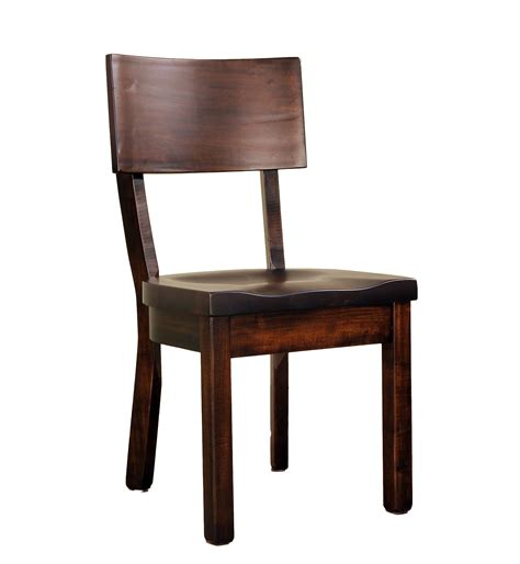 rustic dining chairs canada museum dining chair home envy furnishings solid wood