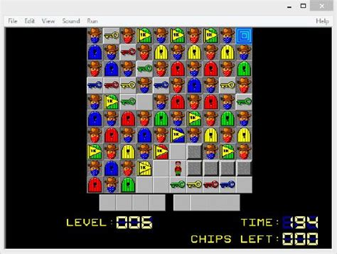 chips challenge free chip s challenge 2 free 171 igggames