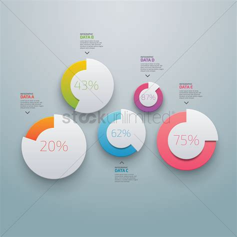 infographic style layout infographic design elements vector image 1613131