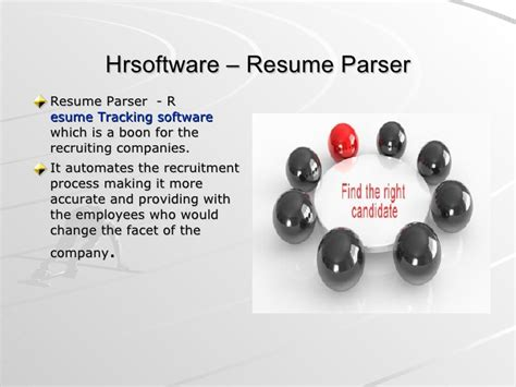 resume extraction software resume ideas