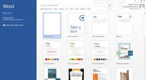 Microsoft Word 2013 Microsoft Word 2013 Review