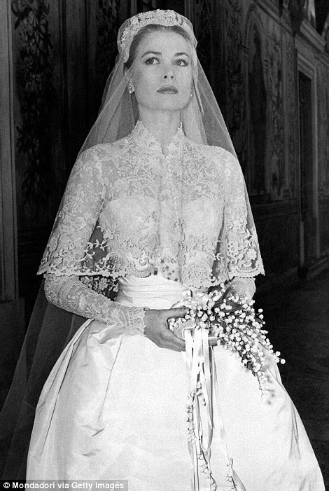 Grace On Marriage By Of the gallery for gt grace and prince rainier marriage