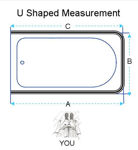 u shaped shower curtain rod shower rods custom u shaped ceiling shower curtain rod