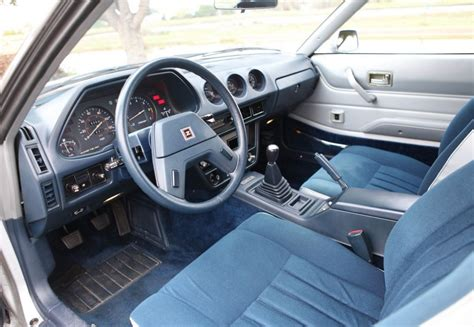 Nissan 280zx Interior by 19k Mile 1979 Datsun 280zx Bring A Trailer