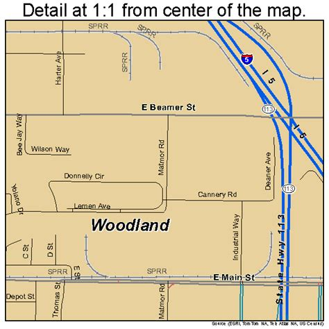 map of woodland california woodland ca pictures posters news and on your