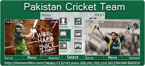 nokia x2 cricket themes cricketer themes themereflex