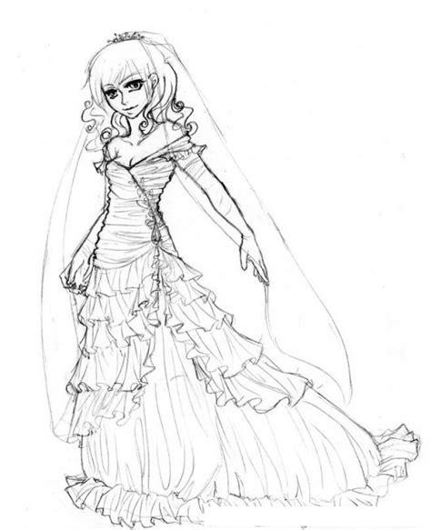 imagenes de vestidos de novia para colorear top vestidos de imagenes para colorear images for