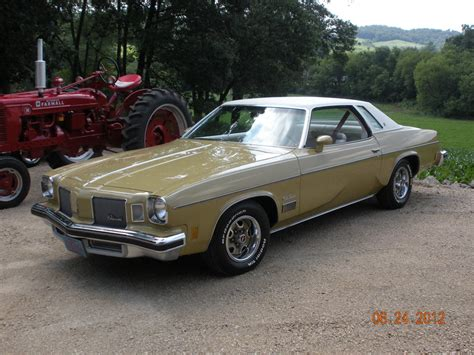 1974 Oldsmobile Cutlass Supreme For Sale in Spring hill