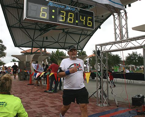 couch to marathon in a year first marathon completed at age 56 john tenney
