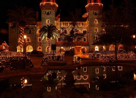 lights in st augustine photo wolf s