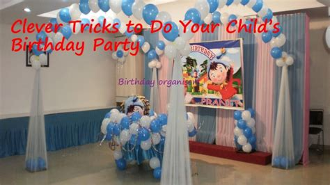 birthday party home decoration ideas in india different birthday organisers delhi different birthday party themes