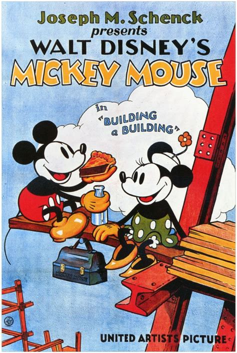 misteri film mickey mouse building a building movie posters from movie poster shop