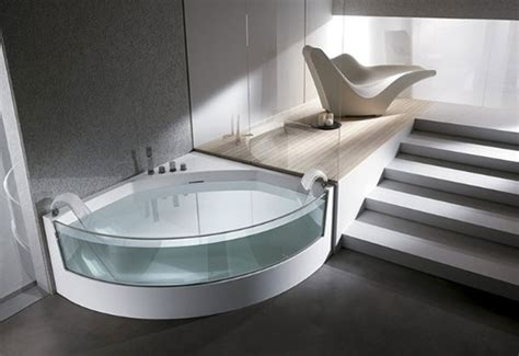 Corner Whirlpool Tub With Shower Ultimate Relaxation Beautiful Corner Whirlpools By Teuco