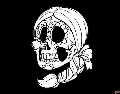 imagenes para dibujar una calavera 33 im 225 genes de calaveras mexicanas para dibujar