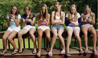 Why we shouldn t worry about teenagers using mobile phones joanna