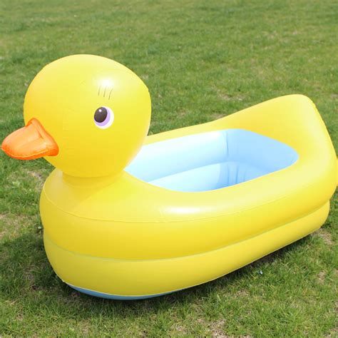 duck bathtub for babies 2017 baby pool inflatable baby swimming pool for children