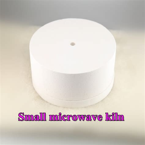 Small Microwave Glass Kiln For Melt Coe 90 Glass In Small