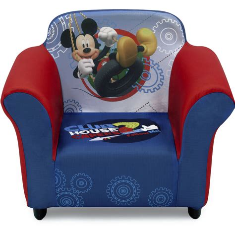 mickey mouse sofa set disney mickey mouse toddler sofa chair and ottoman set by