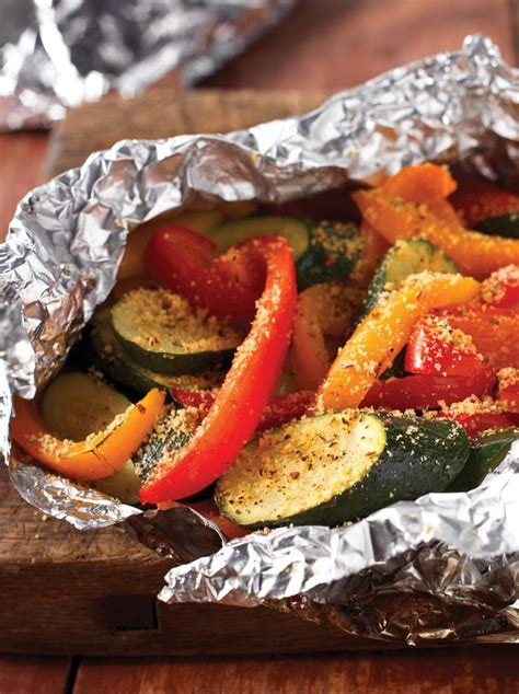 Favorite Summer Side Grilled Potato Packets by 25 Best Ideas About Vegetables On The Grill On