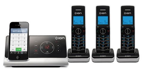 ion unveils cellphone accessories for home phone