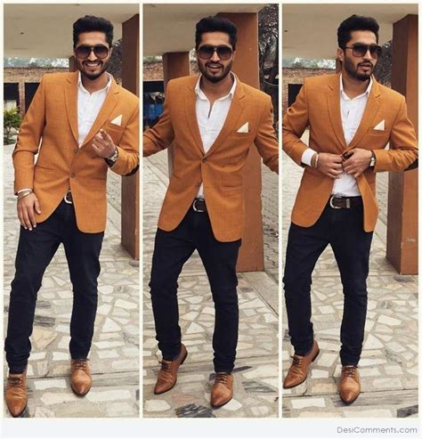 prabh gill with his wife jassi gill pictures desicomments com